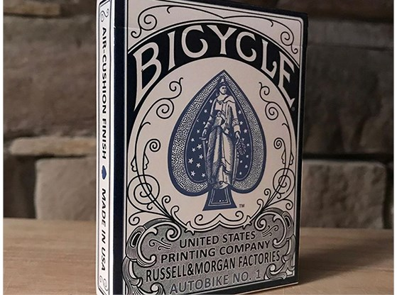 Bicycle AutoBike No. 1  Playing Cards - magic