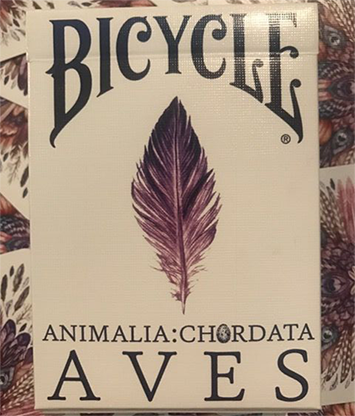 Bicycle AVES Uncaged Playing Cards - magic
