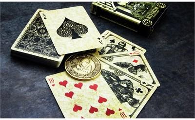Bicycle Blue Collar Playing Cards - magic