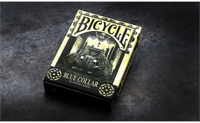 Bicycle Blue Collar Playing Cards - magic
