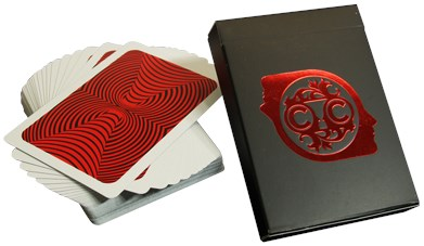 Bicycle Charming Opticalilusion Deck - magic