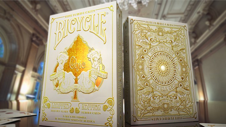 Bicycle Chic Playing Cards - magic
