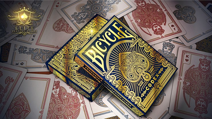 Bicycle Codex Playing Cards - magic
