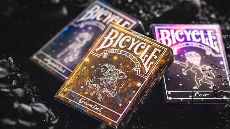 Bicycle Constellation Series - Gemini - magic