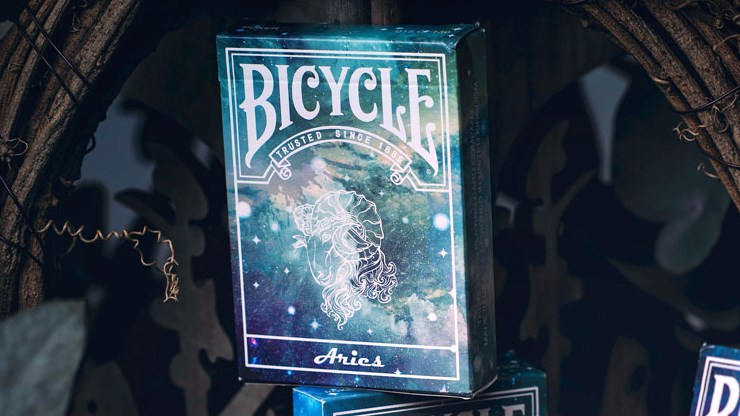 Bicycle Constellation Series - Aries - magic