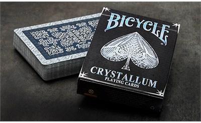 Bicycle Crystallum Playing Cards - magic