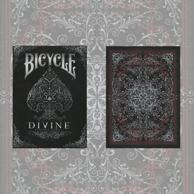 Bicycle Divine Playing Cards - magic