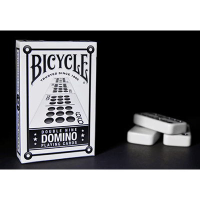 Bicycle Double Nine Domino Playing Cards - magic