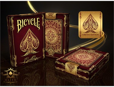 Bicycle Excellence Deck - magic