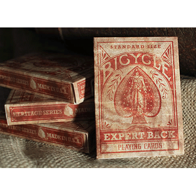 Bicycle Expert Back Playing Cards - magic