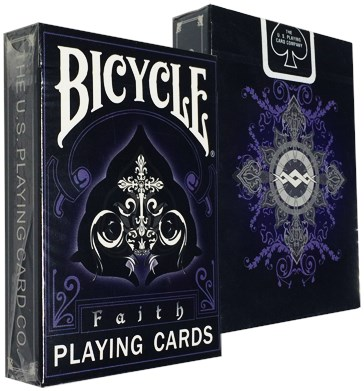 Bicycle Faith Deck - magic