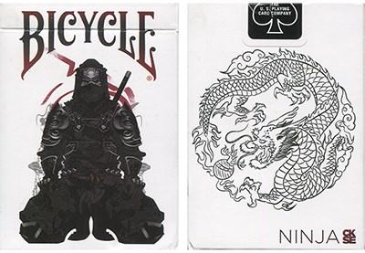 Bicycle Feudal Ninja Deck - magic