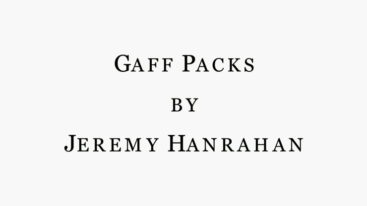 Bicycle Gaff Pack - magic