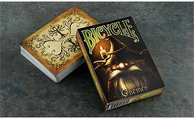 Bicycle Gnomes Playing Cards - magic