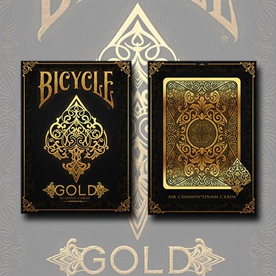 Bicycle Gold Deck - magic