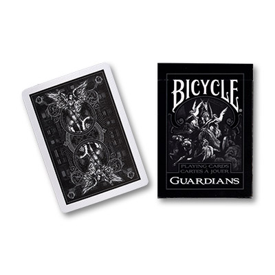 Bicycle Guardian Playing Cards - magic
