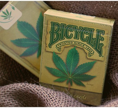 Bicycle Hemp Deck - magic