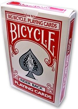 Bicycle Jumbo Rising Card - magic