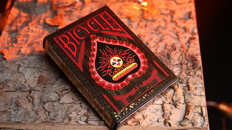 Bicycle Limited Edition CPC 100th Deck Design - magic