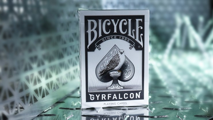Bicycle Limited Edition Gyrfalcon Playing Cards - magic