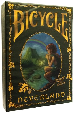 Bicycle Neverland Deck - magic
