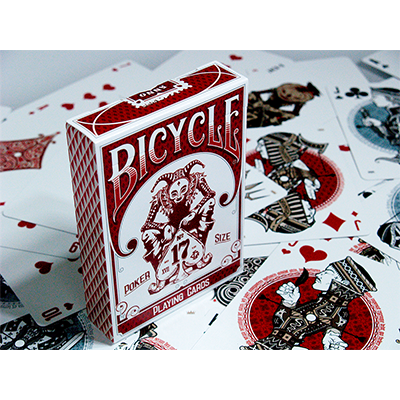 Bicycle No. 17 Playing Cards (Branded) - magic