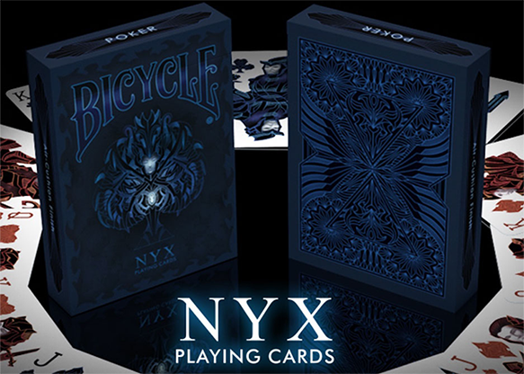 Bicycle NYX Playing Cards - magic