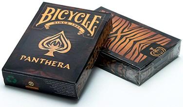 Bicycle Panthera Playing Cards - magic