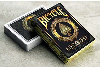 Bicycle Phenographic Playing Cards - magic