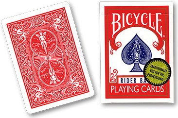 Bicycle Gold Standard Playing Cards - magic