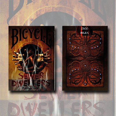Bicycle Sewer Dwellers - magic