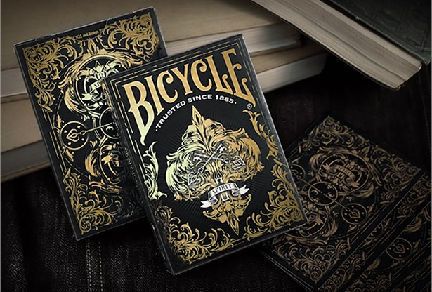 Bicycle Spirit II  Playing Cards - magic