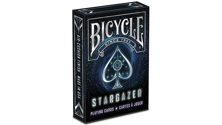 Bicycle Stargazer Playing Cards - magic
