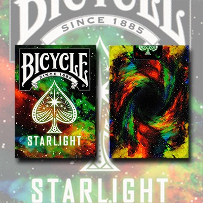 Bicycle Starlight Playing Cards - magic