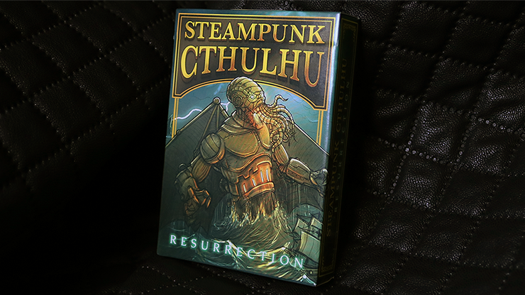 Bicycle Steampunk Cthulhu Resurrection Deck - magic