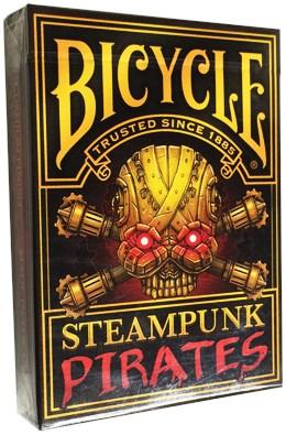 Bicycle Steampunk Pirates Deck - magic