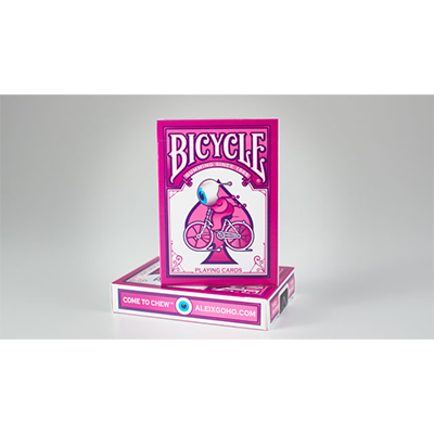 Bicycle Street Art Playing Cards - magic