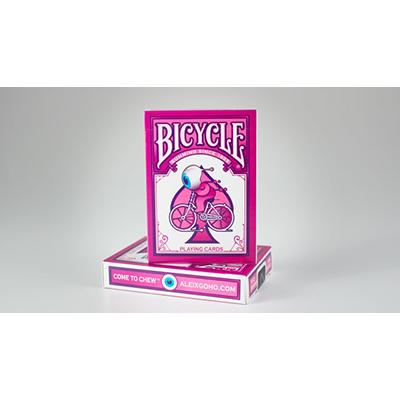 Bicycle Street Art Playing Cards - magic