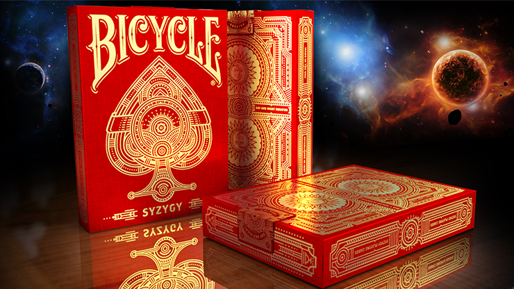 Bicycle Syzygy Playing Cards - magic