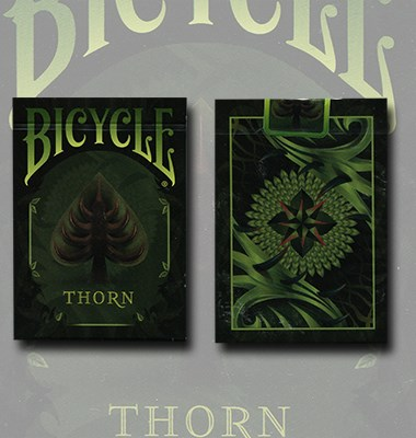 Bicycle Thorn Playing Cards - magic
