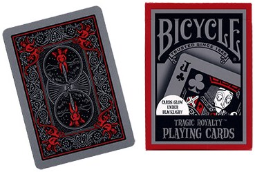 Bicycle Tragic Royalty USPCC - magic