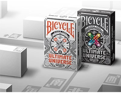 Bicycle Ultimate Universe Colored - magic