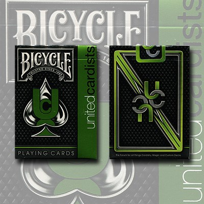 Bicycle United Cardists Playing Cards - magic