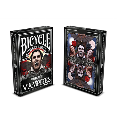 Bicycle Vintage Vampires Playing Card (Limited Edition) - magic