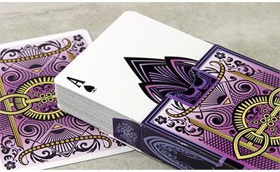 Bicycle Viola Playing Cards - magic