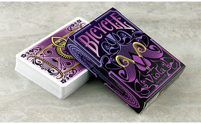 Bicycle Viola Playing Cards - magic