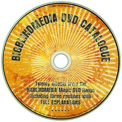 Big Blind Media DVD Catalog - magic