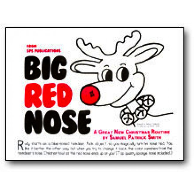 Big Red Nose  - magic