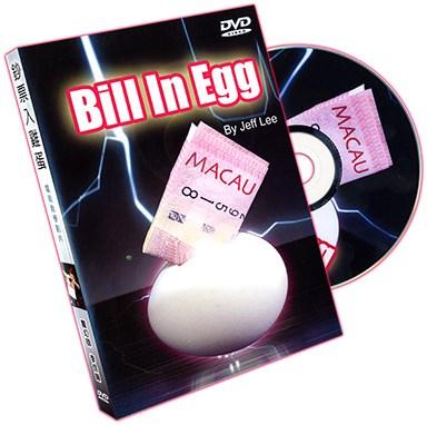 Bill in Egg - magic