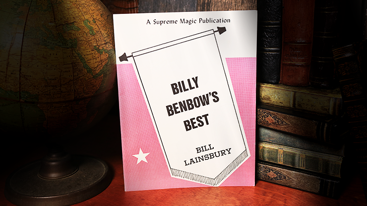 Billy Benbow's Best - magic